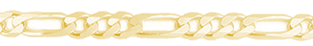 Figaro armband