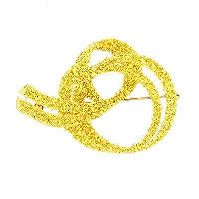 Gouden BROCHE verkopen, bereken onze bieding online!