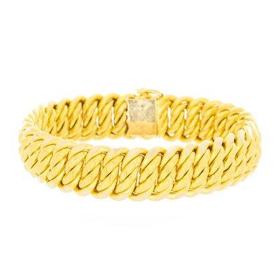 Uw gouden armband verkopen, bereken onze bieding online!