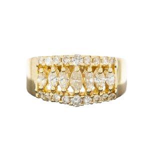 Gouden ring verkopen, bereken onze bieding online!