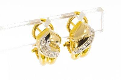 Gouden oorbellen verkopen, bereken onze bieding online!